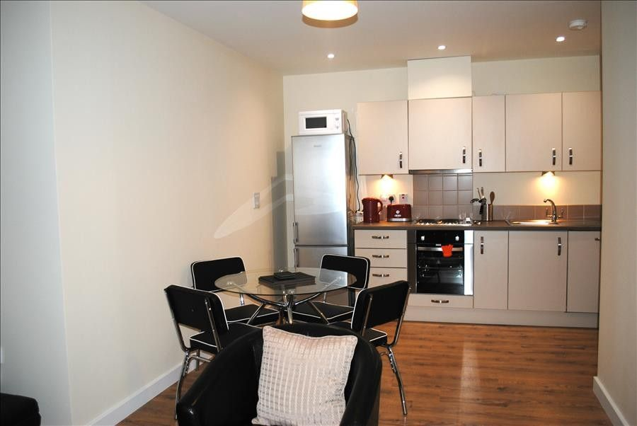 Apartment in the center of Maidstone with Lift, Parking, Washing machine (538446)