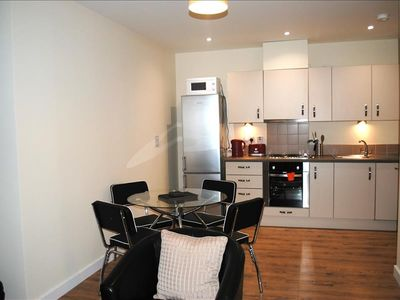 Photo for Apartment in the center of Maidstone with Lift, Parking, Washing machine (538446)