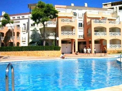 Photo for Villa HIBISCUS - Large 3 storey house 120m from a pebble beach and coves, located in the Pichells ar