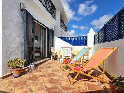 Photo for Anamar II - Apartment for 4 people in Arrieta