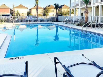 Photo for 3BR Reeled-In Retreat⭐125 Crystal Beach-OPEN May 27 to 29 $1011!⭐Walk2Beach&Pool