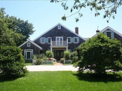 Photo for Spectactular 5-Bedroom Home South of Quogue Street