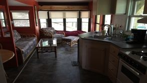 Photo for 1BR Chalet Vacation Rental in Hill, New Hampshire