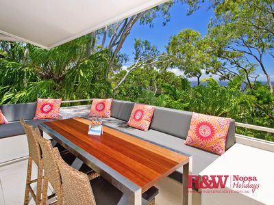 Photo for What A Superb Location! Nestled Opposite Little Cove Beach