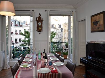 Photo for !!!Amazing Flat with balcony in Saint-Germain des-Près Odéon !!!