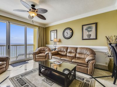 Photo for Luxury sweet...err suite with an amazing view of pier and across the street from
