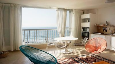 Photo for An amazing sea front apartment! Opening prices (:
