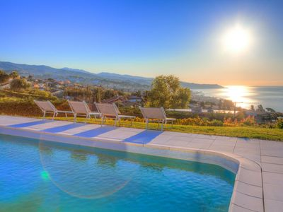 Photo for Villa in Sanremo with 8 bedrooms and 18 beds