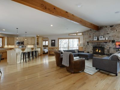 Photo for Newly Remodeled 6 Bedroom Retreat on West Gull Lake