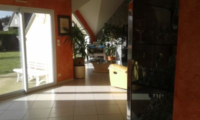 Photo for 3BR House Vacation Rental in Denneville, Normandie