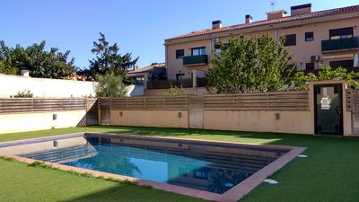 Photo for Apartment with pool in Palafrugell