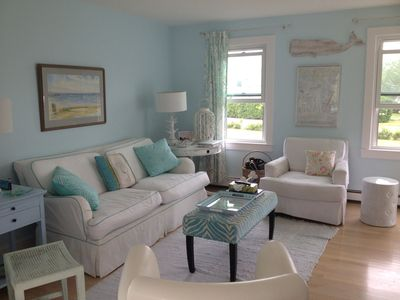 Photo for EASTER & FIGAWI...OPEN! Bright Cute Comfy-Great Location-2 miles to Beach &