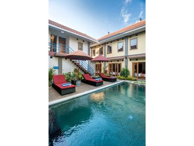 Photo for Hartaning 6 Bedrooms Beautiful House Ubud Center