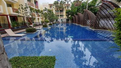 Photo for Modern Asian Condo 2 bedroom 100 from the beach