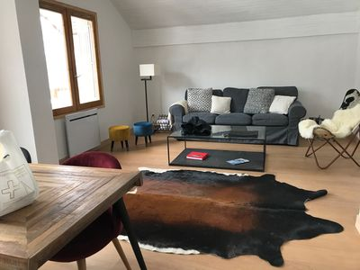 Photo for Meribel Center Apartment, 3 Bedrooms, Sleeps 7, Main Street