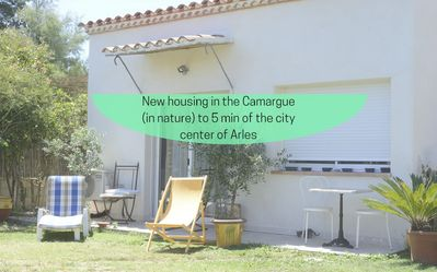 Photo for Brand new beautiful house in Arles, located in an idyllic quiet