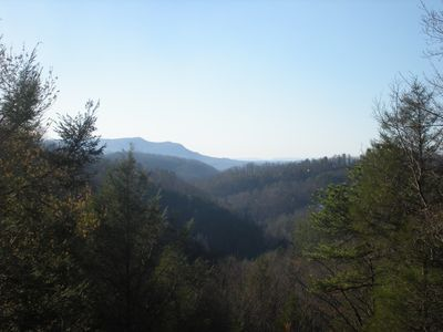 Photo for Cozy Cabin Conveniently Located Between Gatlinburg and Pigeon Forge