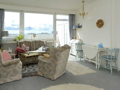 Photo for Westerland Penthouse (30sqm) - Apartment house Wilhelmstrasse