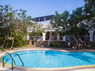 3 Bedroom Watamu Home with Private Beach Access