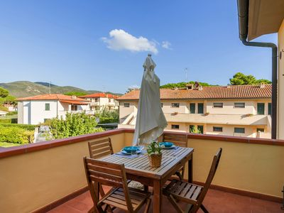 Photo for In the middle of Marina the Campo - Apartment Elba