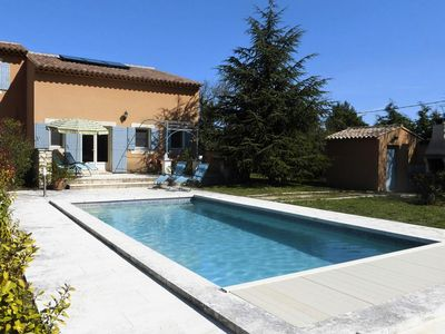 Photo for Semi-detached house, Lacoste  in Vaucluse - 7 persons, 3 bedrooms