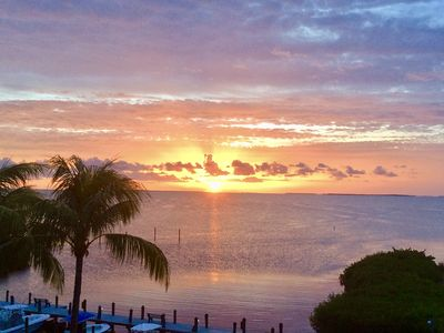 "Photo for ""BEAUTIFUL WATERFRONT"" 1 Bedroom Condo at Summer Sea in Islamorada"