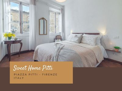 Photo for Sweet Home Pitti, charming in San Frediano - Florence - Wi-Fi Aircon