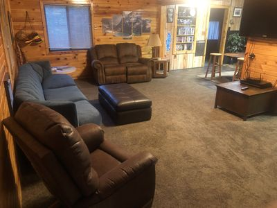 The Heart Of Island Park In Last Chance Incredible Cabin!