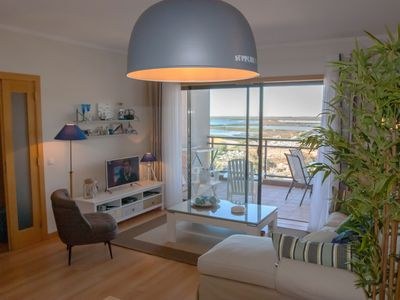 Photo for Top floor apartment in Village Marina with perfect views