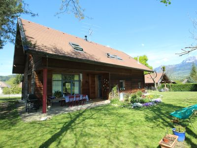 Photo for 4BR House Vacation Rental in Annecy-le-Vieux