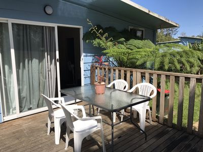 Photo for Cabin by the Creek - South of Coffs Harbour on Bellinger River