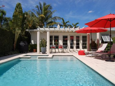 Photo for El Cid Tropical Villa w/Private pool-minutes to Palm Beach -OWNER OPERATED