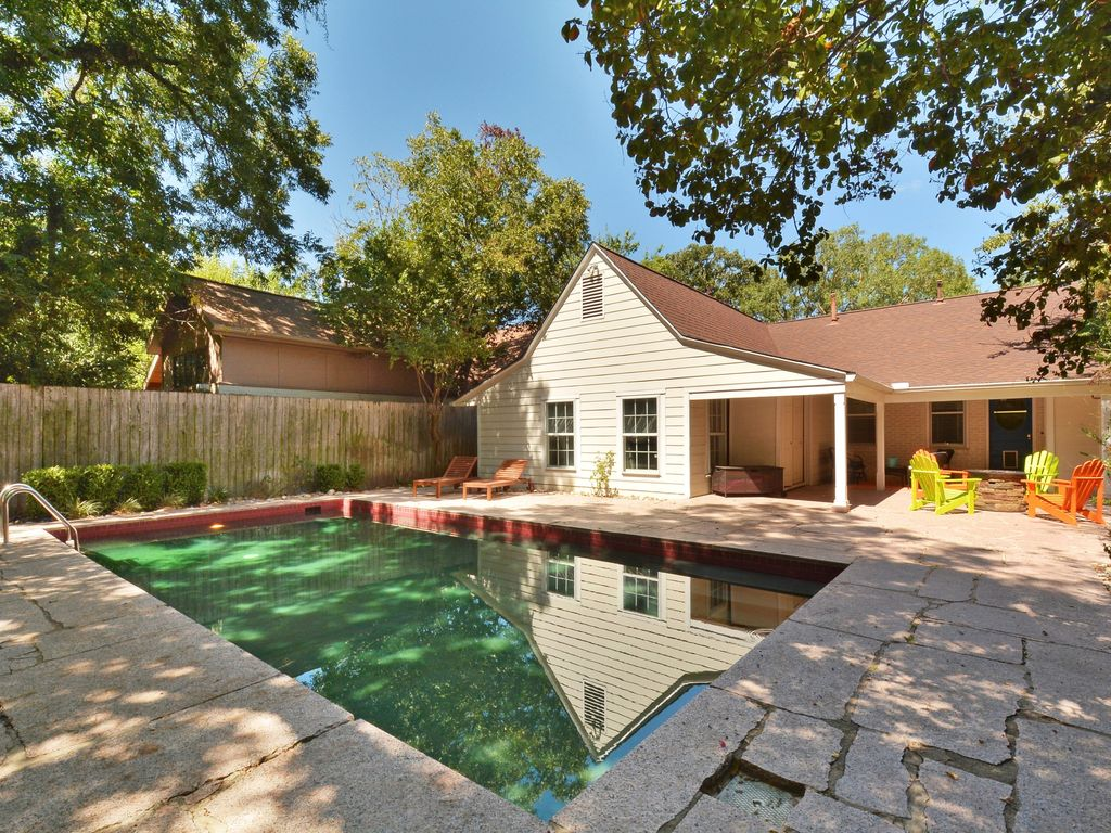 3br 2ba downtown austin home with pool and vrbo