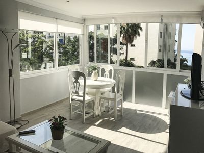 Photo for NEW APARTMENT IN THE CENTER OF MARBELLA WITH SEA VIEWS