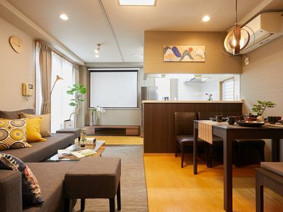 Photo for Luxury, comfortable house!Shinjuku central access convenient!Can handle a large number