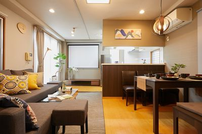 * A Japanese-style room with a friendly atmosphere * A good location in a  lively commercial area * Excellent access to tourist attractions * ...