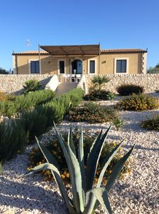 Photo for Secluded  Villa With Pool  Set In Private Olive Groves With Panoramic  Sea Views