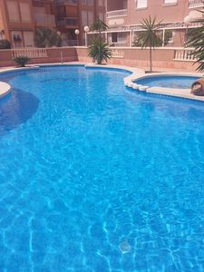 Photo for 1 Bedroom apartment with pool, WIFI and parking in SANTA POLA