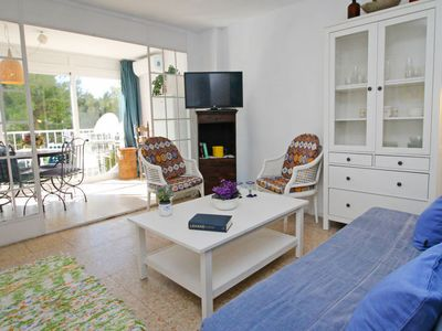Photo for Apartment  Park Playa Levante in Benidorm - 3 persons, 1 bedrooms