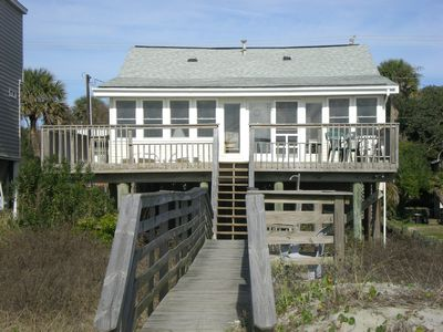 Photo for Beachfront charming house for all to enjoy