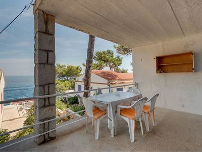 Photo for Apartment with sea view Vitorio 4