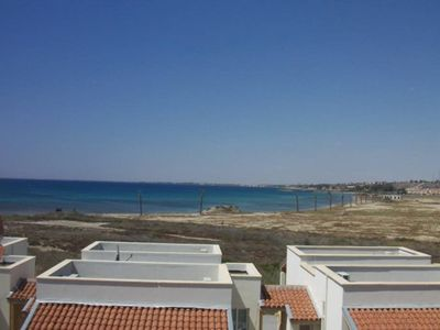 Photo for 1 bed beach front complex north cyprus