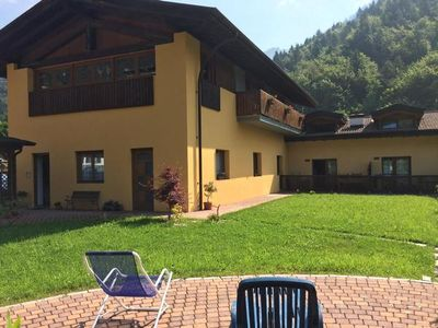 Photo for Holiday apartment Pieve di Ledro for 2 - 4 persons with 2 bedrooms - Holiday apartment