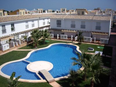 Photo for Alcossebre, apartment house in alcossebre with wi-fi, swimming pool