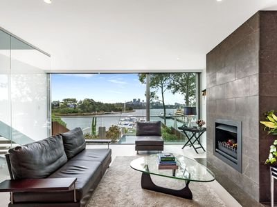 Photo for Sydney Harbour - Stunning Balmain waterfront home
