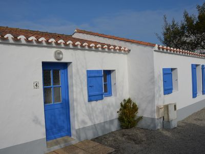 Photo for Renovated country house style 50 meters from the beach