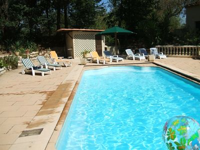 Photo for SPECIAL SUMMER DISCOUNT - Secluded farmhouse with private pool