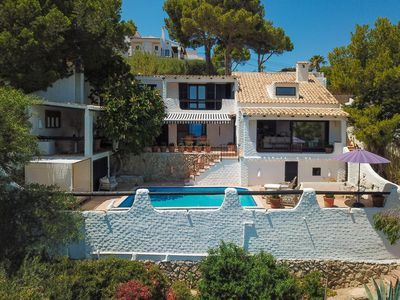 Photo for Mediterranean Villa with stunning views and private pool