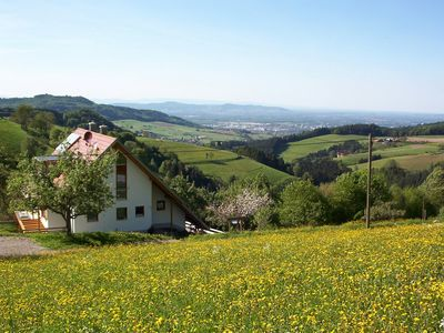 Photo for Enjoy the panoramic views of Freiburg and the Kaiserstuhl