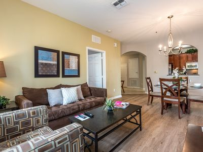 Photo for A quiet, private ground floor unit with lots of space and natural light.